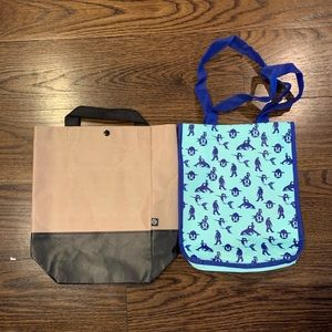 Lululemon Small Shopping Bags Limited Edition